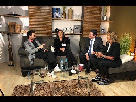 SagaLive de música, moda y política con Edith Márquez, José María Torre y Manuel Espino.