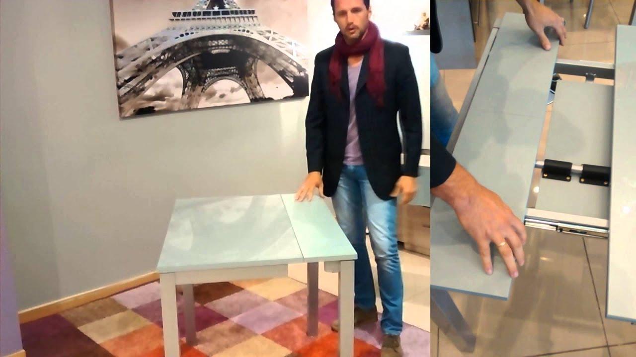 Mesas de cocina para espacios reducidos Bandera Vivar - YouTube