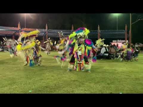 Standing Bear Park 2019 Oklahoma Pow Wow Men's Fancy