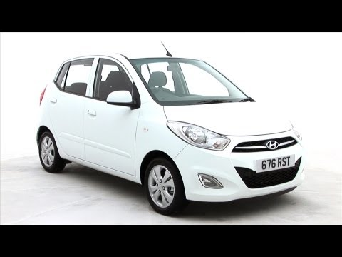 Hyundai i10 Review - What Car?