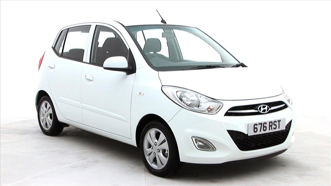 Wot Car: Hyundai I10 Review