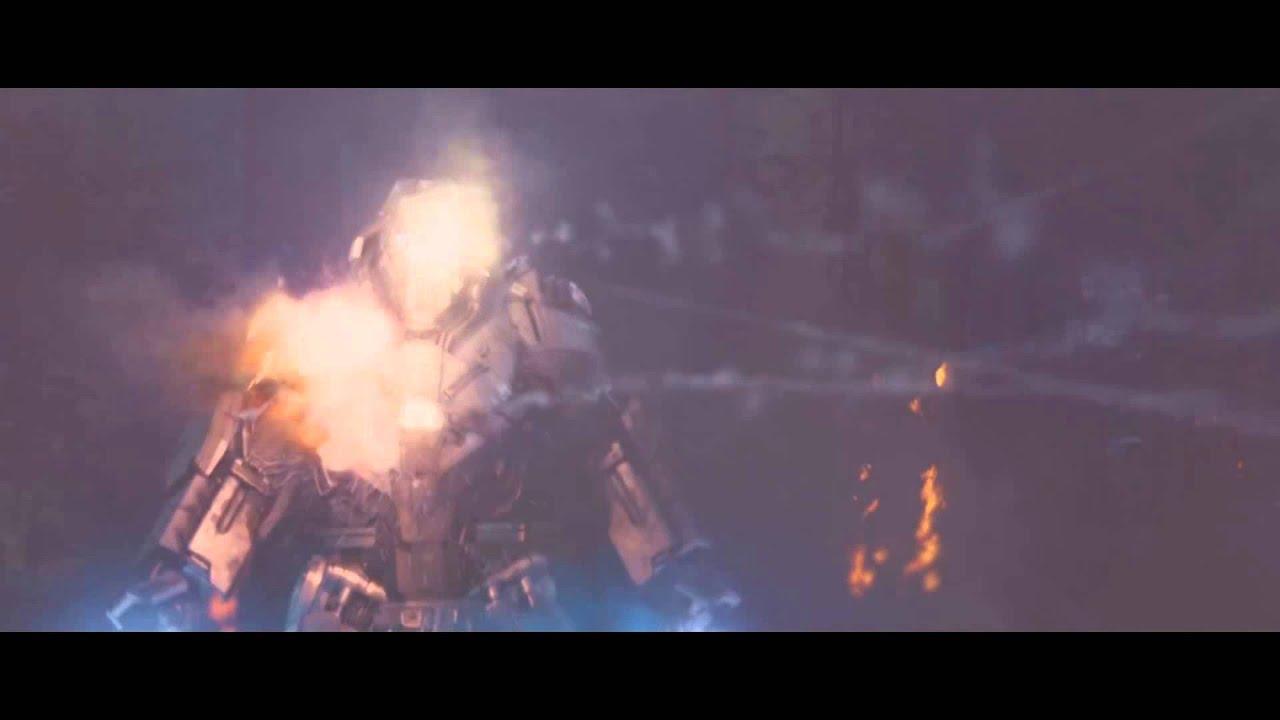 Iron man 2 - Iron Man and War Machine VS Whiplash ...