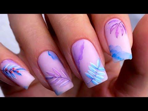 Маникюр Июнь 2021 - Дизайн ногтей на короткие и длинные ногти Фото - новинки | Nail Art Design