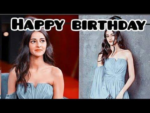 Download Happy Birthday Ananya Pandey Vm   Ananya As Shreya .. SOTY 2 Ft.Tiger Shroff   Rohan X Shreya