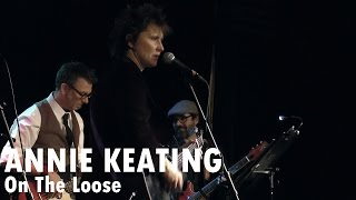 Annie Keating - On The Loose live 1/30/15 Little Field, NYC