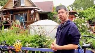 urban permaculture @ the planet repair institute 2012