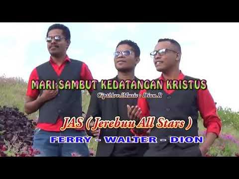 """Lagu Natal Terbaru 2018 JEREBUU ALL STARS """" Mari Sambut Kedatangan Kristus"""" Cipt.Dion R"""