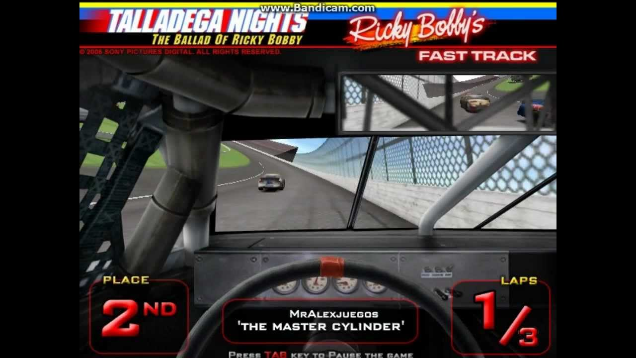 talladega nights the ballad of ricky bobby gameplay. Black Bedroom Furniture Sets. Home Design Ideas