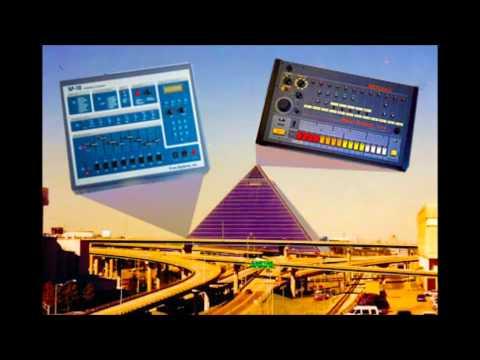 Legowelt - Memphis Rap Mix
