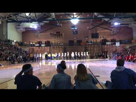 Rvdt pep rally dance 2018 hehe