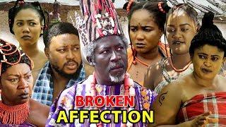 "New Movie Alert ""BROKEN AFFECTION"" Season 3&4 - (Ugezu J Ugezu) 2019 Latest Nollywood Epic Movie"