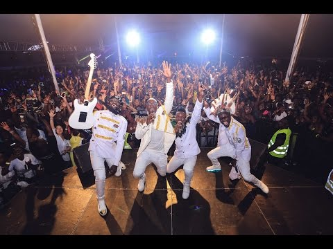 Sauti Sol - Live and Die in Afrika Tour 2016 (Nationwide tour - Kenya)