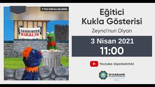 Eğitici Kukla Gösterisi - Zeyno'nun Diyarı (6. Bölüm)