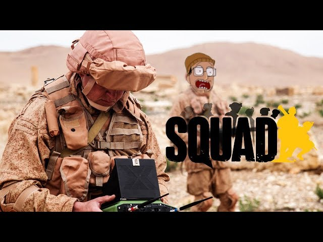 Forward Into the Point | Squad V12 Gameplay