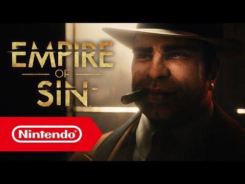 Empire of Sin - Bande-annonce de l'E3 2019