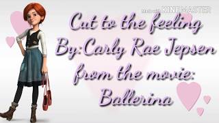 Cut to The Feeling | Carly Rae Jepsen | Ballerina Leap!