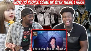 Download lagu REACTING TO MISHEARD KPOP LYRICS | This Is So Funny