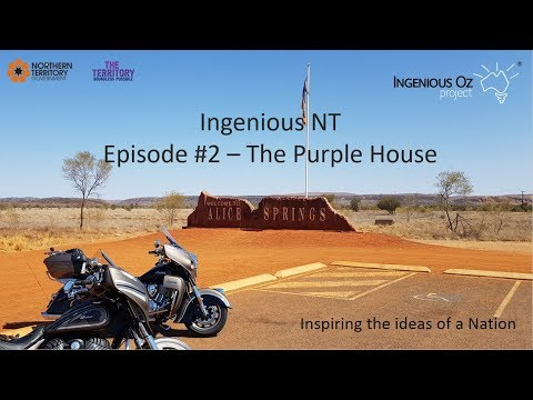 2. Ingenious Oz Project NT - The Purple House