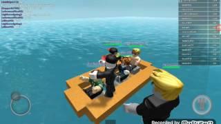 Un naufragio su roblox