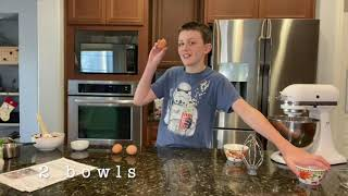 Curiosity Kids: Bakers & Makers 4 Chocolate Mousse