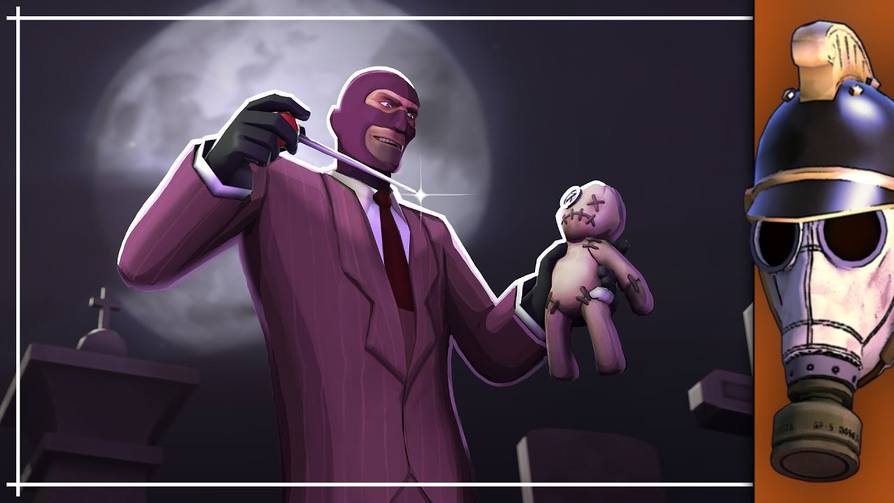 TF2: Top 8 Halloween Taunts!] - YouTube