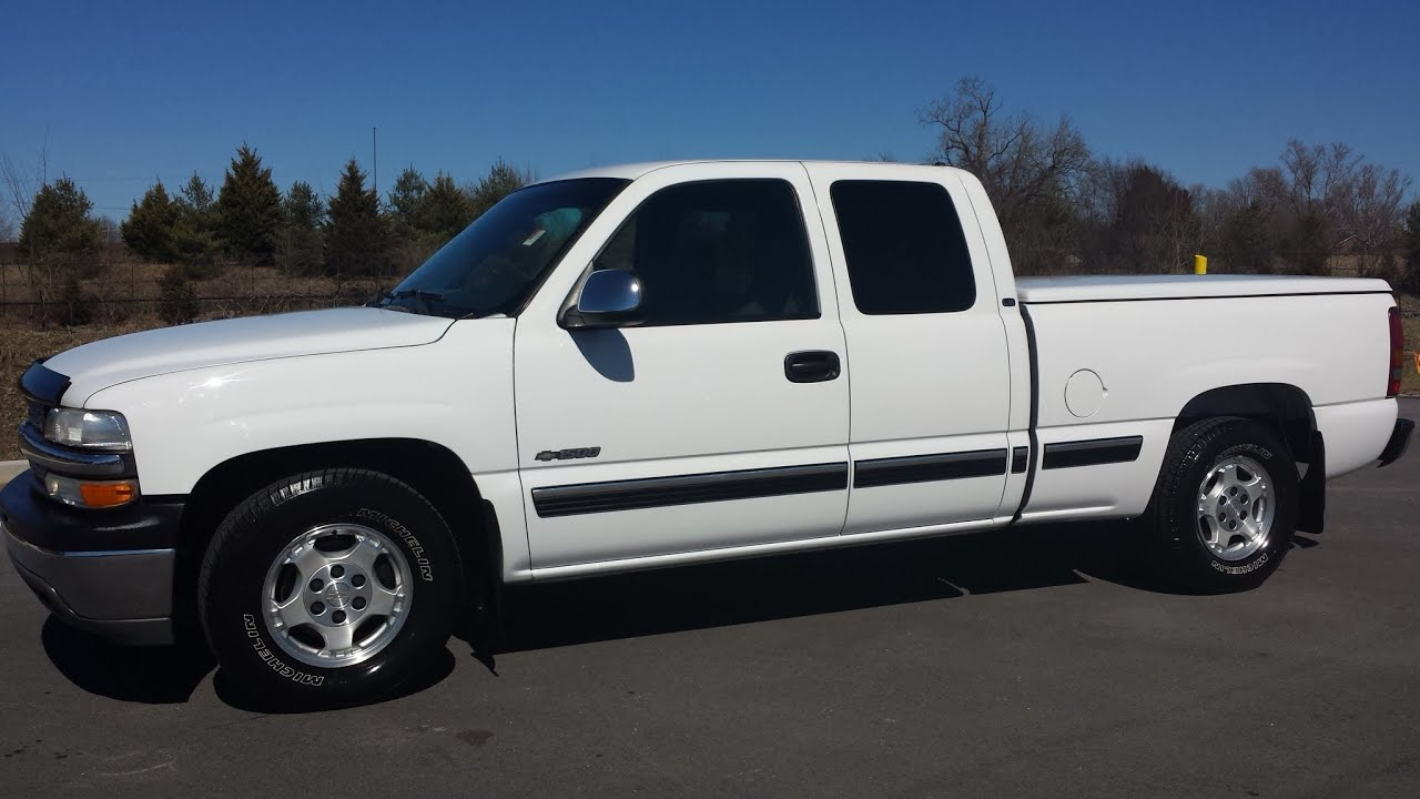 chevrolet silverado ls 1500 ext cab 4x2 5 3 v8 180k for sale call griz. Black Bedroom Furniture Sets. Home Design Ideas