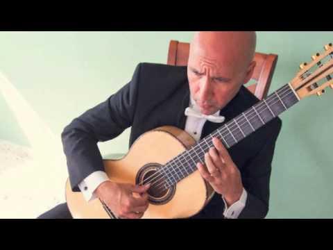 """José Antonio López interpreta en vivo """"Torre Bermeja"""" de Isaac Albéniz."""