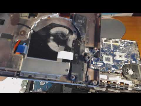 Disassembly Acer Aspire 5742 Series 5742G 384G50Mncc PEW71 LXR8Y0C013