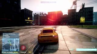 Need for Speed Most Wanted - Video de gameplay (E3 2012)