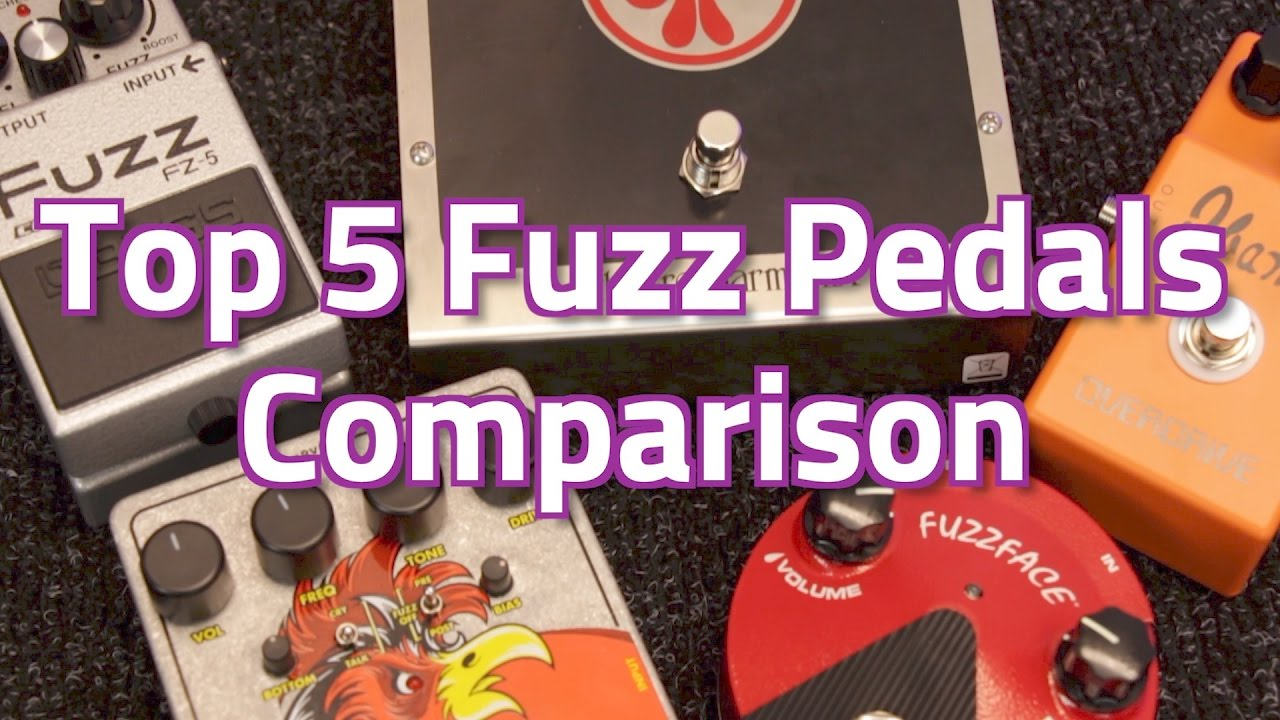 Differences Between Overdrive, Distortion & Fuzz | PMT Online