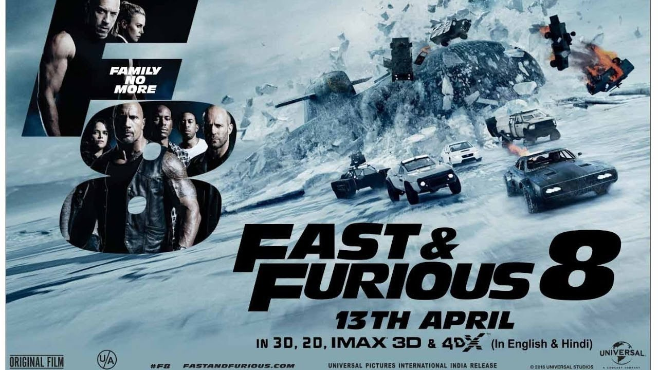 the fate of the furious 2017 movie free download hd 720p