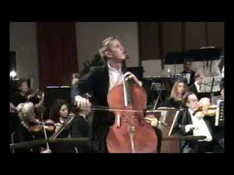 West Covina Symphony and Ruslan Biryukov - Spirit of America Dvorak 3 -  2