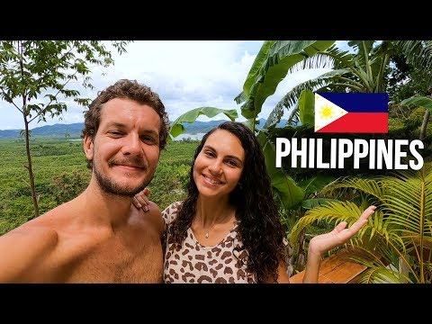 WE LOVE THE PHILIPPINES! 🇵🇭 A DAY IN EL NIDO QUARANTINED