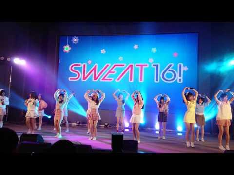 """SWEAT16! - """"มุ้งมิ้ง"""" (Love Attention)@MARUYA #21"""