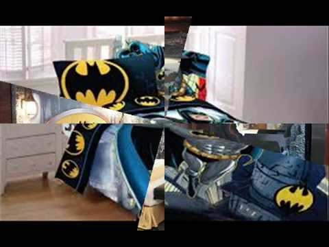 Top Batman Kids Bedroom  Batman Superhero Bedroom