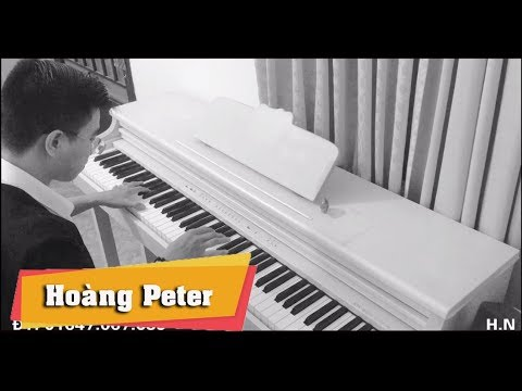 Boulevard - ( Dan Byrd ) - #Piano cover by Hoàng Peter