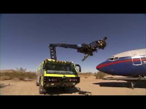 Introduction To Aircraft Rescue & Firefighting - ARFF DVD 1/5