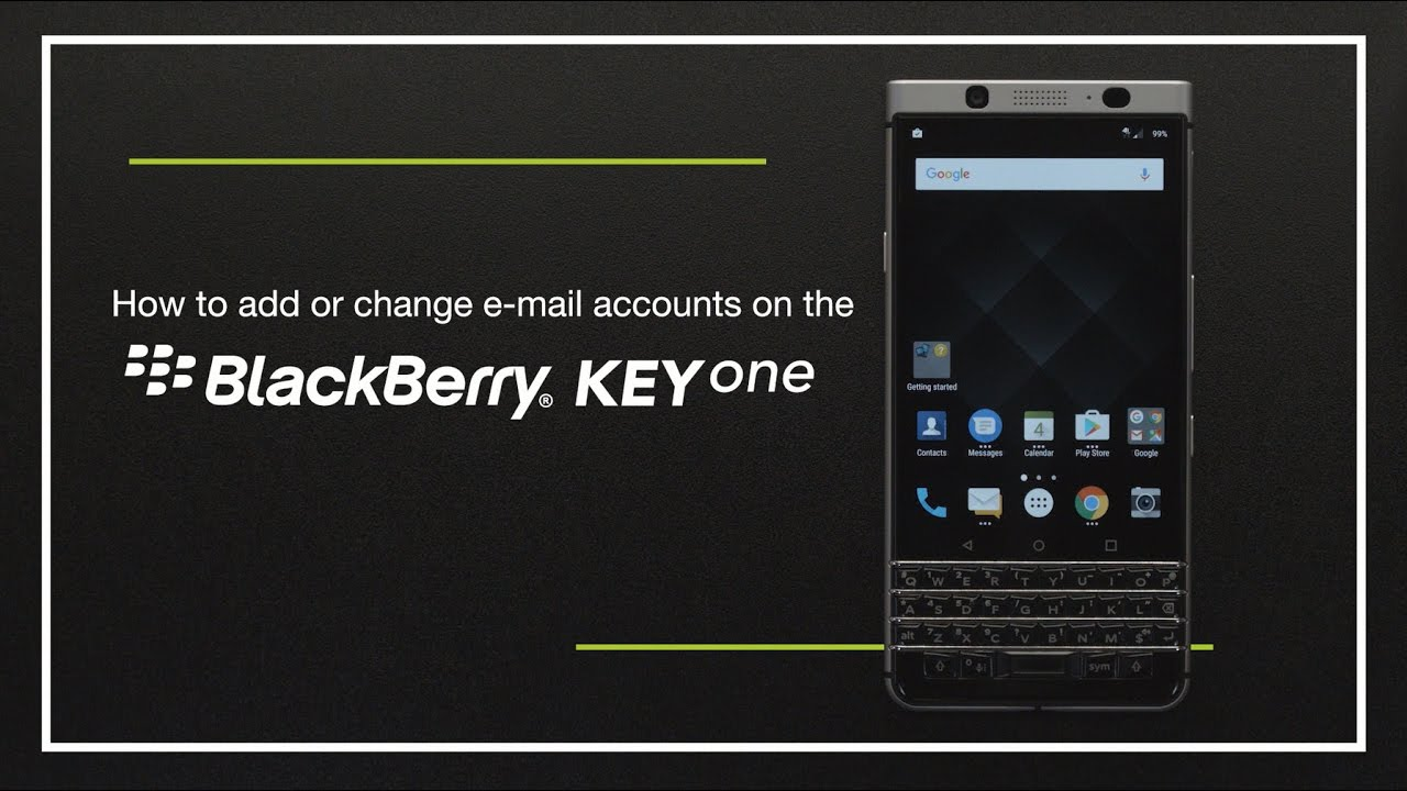 how to delete an email account keyone
