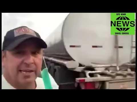 URGENTE: Paralização de caminhoneiros cresce assustadoramente estradas bloqueadas em vários estados