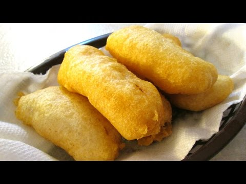 Beer Batter - for Fish Fry, Onion Rings or Fried Mushrooms - PoorMansGourmet