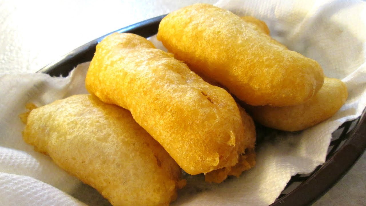 Deep Fry Fish Batter
