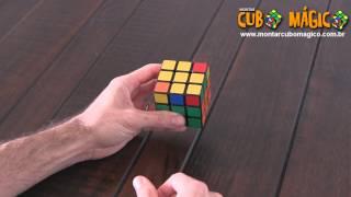 Método de Camadas - Parte 5 - Montar Cubo Mágico