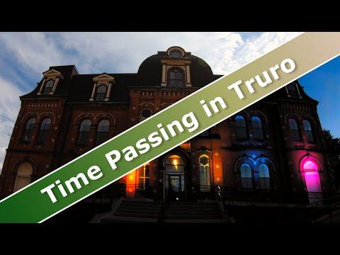 Truro Nova Scotia 4K UHD Hyperlapse  (Summer 2020)