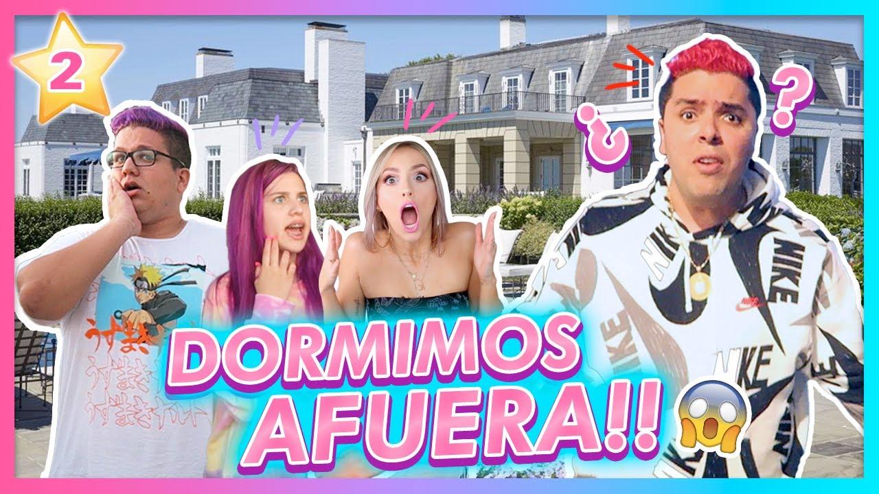 NO PODEMOS ENTRAR A LA ANGEL'S HOUSE!! 😱🔑🏡 | CAP 2 TEAM ANGEL