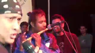এস আই টুটুল ও জালালের পাগলামি | S.I Tutul & Jalal Live at Naogaon Zilla School 2017