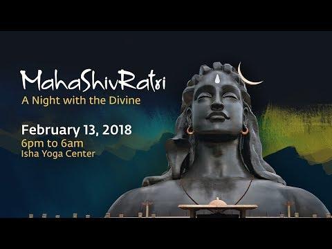 Celebrate Mahashivratri - A Night Like No Other   Mahashivratri 2018