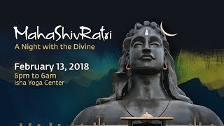Celebrate Mahashivratri - A Night Like No Other | Mahashivratri 2018