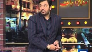 Dunya News- Mazaq Raat- 10-12-2014