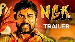 NGK - Official Trailer Reaction | Suriya, Sai Pallavi | Yuvan Shankar Raja | Selvaraghavan