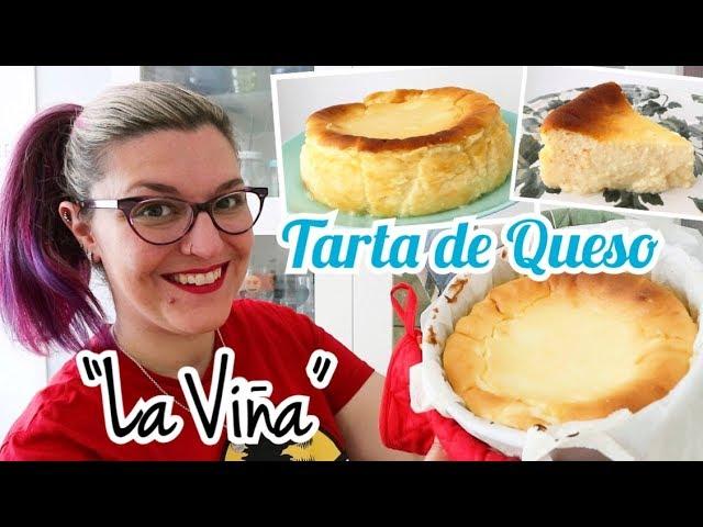 TARTA DE QUESO LA VIÑA | La mejor tarta de queso del mundo